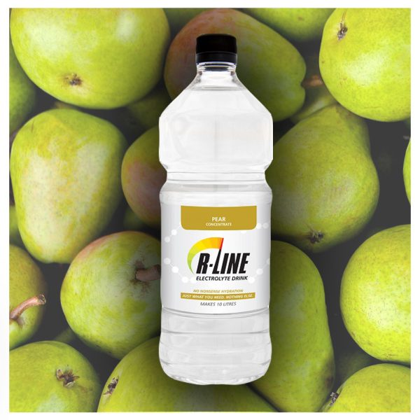 pear sports drink